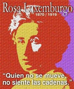 La visión de Rosa Luxemburgo sobre el Clero. Rosa-de-luxemburgo