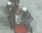 La lucha de Grecia contra el saqueo en unas imágenes de impacto  Tromaktiko24