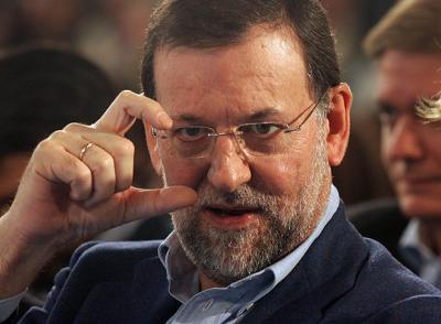 Rajoy se burla del fracaso catalan