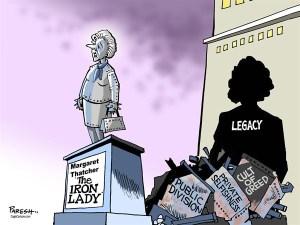 Thatcher legacy