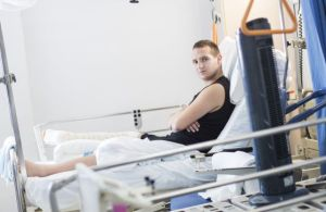 Dani Sierra va iniciar la insubmissió a traumatologia